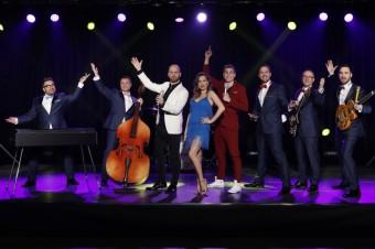 Reklamní klip ve stylu parodie amerického kabaretu ze šedesátých let, foto: Dermacol, a.s.
