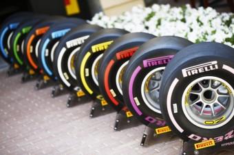 Stáje v F1 si budou moci v této sezóně vybrat z devíti různých typů pneumatik, ilustrační foto: Sport1, Sport2