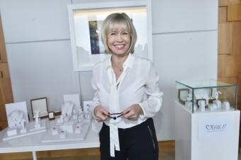 Jana Švandová, představení kolekce značky WITH U, foto: WITH U