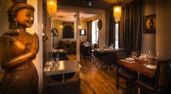 Útulná a autentická Asie v Café Buddha