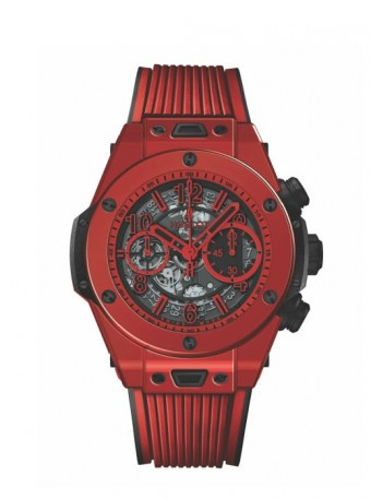 BIG BANG UNICO RED MAGIC, HUBLOT