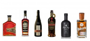 Degustace prémiových rumů společnosti Premier Wines & Spirits