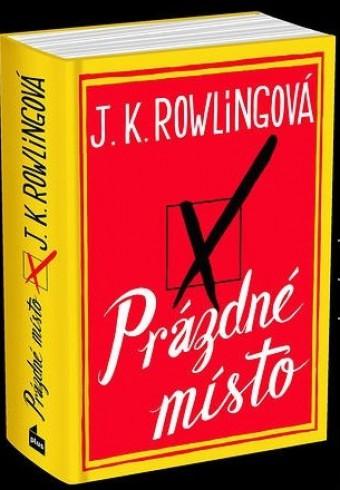 Nová kniha J. K. Rowlingové Prázdné místo - Menhouse.eu