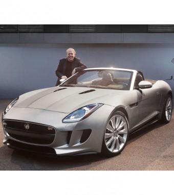 Jaguar F-Type oceněn za nejlepší automobilový design roku 2013 - Menhouse.eu