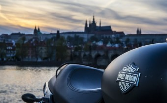 Ilustrační foto Harley-Davidson