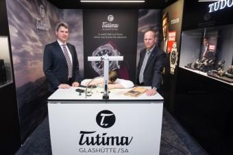 Hodinářská značka Tutima Glashütte oficiálně na tuzemském trhu, foto kredit: Koscom
