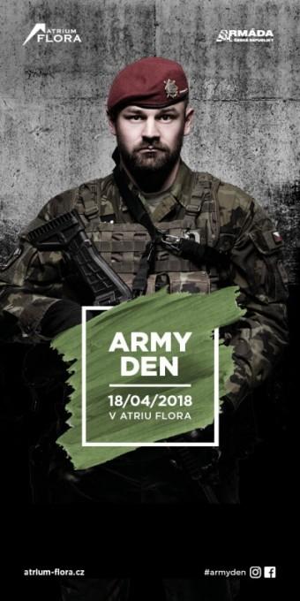 Army den 2018, OC Atrium Flora