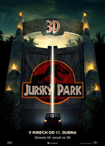 Legenda se vrací. Jurský park 3D - Menhouse.eu