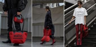 Kolekce Longchamp by Shayne Oliver