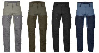 Keb Gaiter Trousers Long, Fjällräven