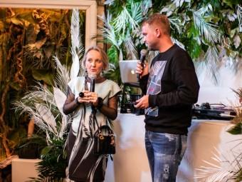 Andrea Gontkovičová a Libor Bouček, První IQOS STORE, Confidence Digital