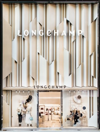Longchamp NY 5th Avenue, photo: Eric M. Townsend