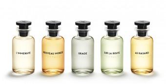 Les Parfums Louis Vuitton, fotografie: Steve Harries, foto kredit: Louis Vuitton Malletier