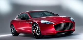 Nový Aston Martin Rapide S