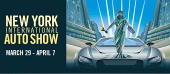 Mezinárodní autosalon v New Yorku.