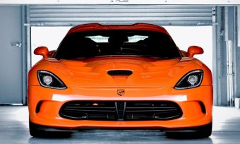 2013 SRT Viper Time Attack