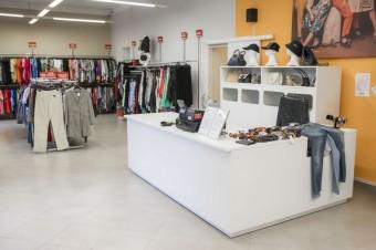 Nová prodejna Textile House, Dělnická 37, Praha