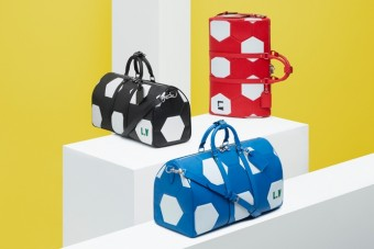 Louis Vuitton Launches a 2018 FIFA World Cup Russia, Official Licensed Product Collection