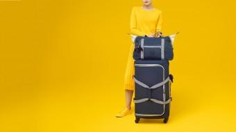 Vzhůru na cesty s cestovními zavazadly Kipling