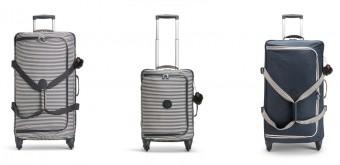 Kipling cestovní zavazadlo CYRAH L a CYRAH S, Kipling