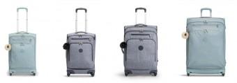 Kipling cestovní zavazadlo YOURI SPIN 55, YOURI SPIN 68 a YOURI SPIN 78, Kipling