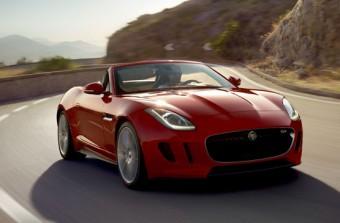 Nejlepší design auta za rok 2013 - Jaguar F-Type