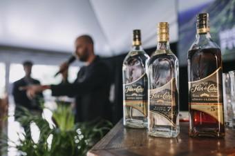 High Five Flor de Caña Mixtronomy Competition, foto kredit: Premier Wines & Spirits