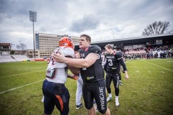 Foto zdroj: Česká asociace amerického fotbalu