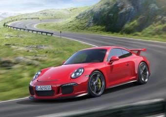 Nové Porsche 911 GT3