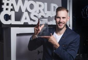 Milan Zaleš z Bugsy´s baru: nejlepší barman v Čechách dle prestižní soutěže Diageo Reserve World Class 2018, foto kredit: Ultra PremiumBrands