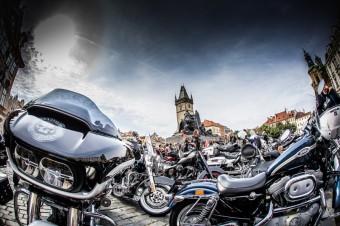 Harley-Davidson: Týden legend v Praze