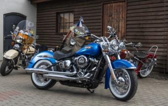 Harley-Davidson Softail Heritage, foto kredit: Harley-Davidson