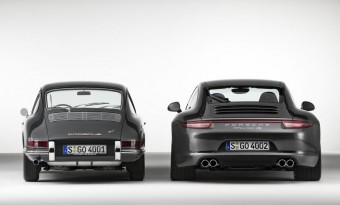 Porsche 911 slaví 50 let