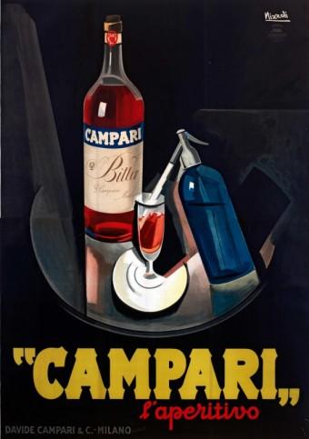 Nizzoli Campari l´aperitivo, foto kredit: Ultra Premium Brands