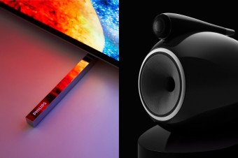 TP Vision a Bowers & Wilkins