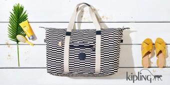 Plážové tašky Kipling