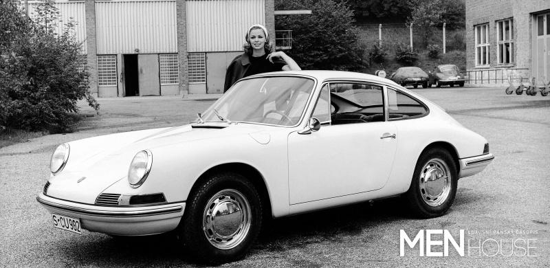 Porsche 911 T8 1964, Prototyp 901-1