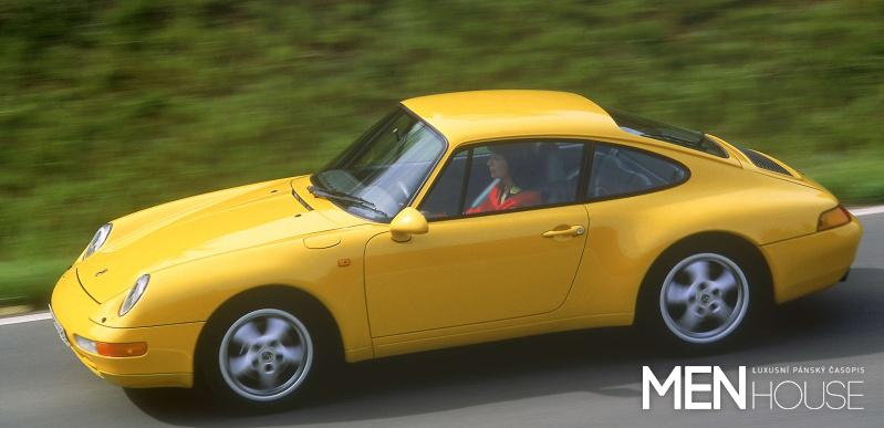 Porsche 911 Carrera 3.6 Coupé, 1994