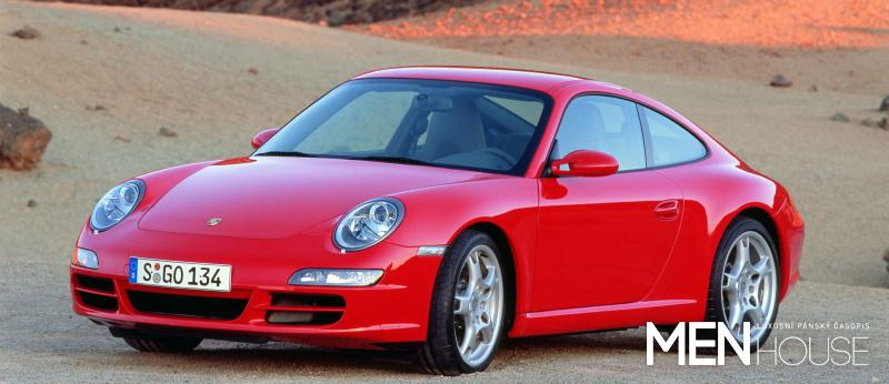 Porsche 911 Carrera S 3.8, 2005