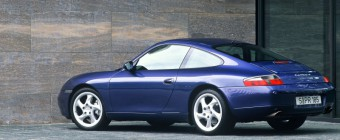 Porsche 911 Carrera 4 3.4 Coupé, 1999