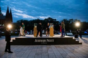 Audemars Piguet představil unikátní dámské modely na Pražském Hradě, foto: LBM