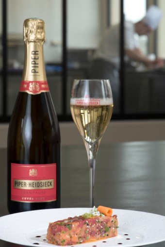 Champagne Piper-Heidsieck Rosé Sauvage Brut, foto: Premier Wines & Spirits