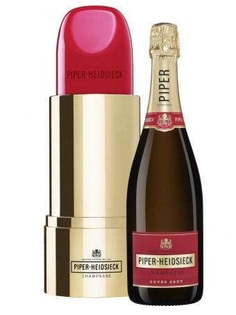 Champagne Piper-Heidsieck Cuvée Brut Lipstick, foto: Premier Wines & Spirits