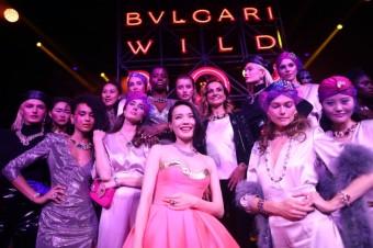 Horečka římské noci: Bulgari představuje luxusní kolekci šperků Wild Pop