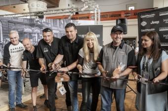 Oslava 115. výročí Harley-Davidson zahájena
