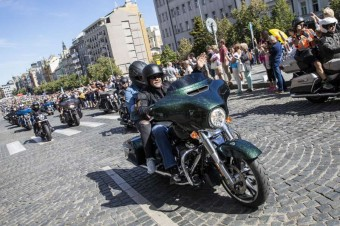 115th Harley-Davidson Anniversary Prague