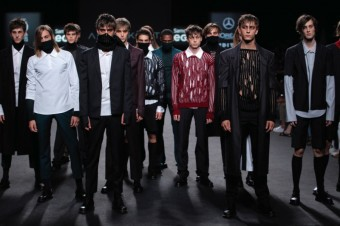 Adam Kost, Mercedes-Benz Fashion Week Madrid