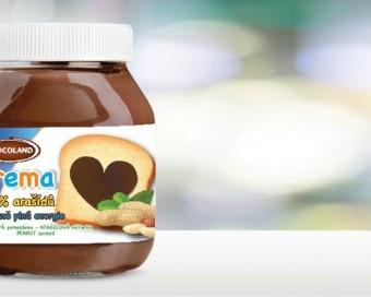 Crema bez palmového oleje, Chocoland