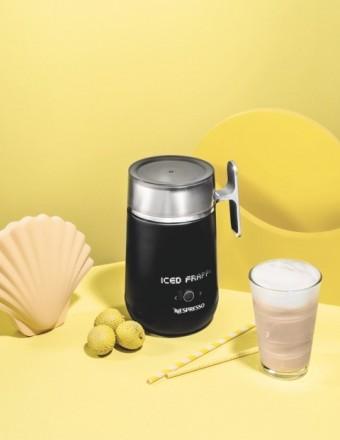 Robotický šlehač na mléko Nespresso Barista, foto kredit: Nespresso