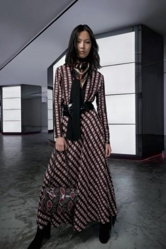 Longchamp poprvé na Fashion Weeku v New Yorku